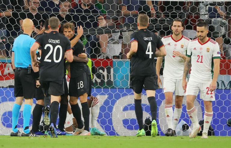 EURO 2020   Goretzka rettet Deutschland das Achtelfinale