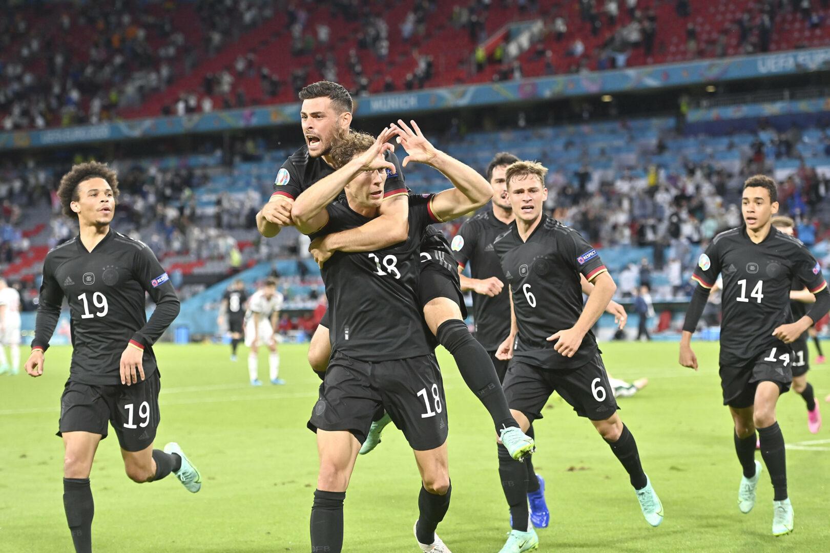 EM 2021 | Deutschland nach dem Ungarn-Spiel: Qualifiziert mit Fragezeichen