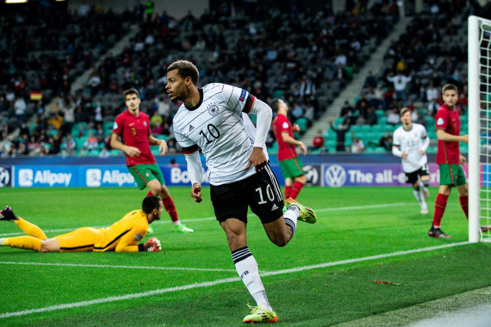RB Leipzig | U21-Europameister Nmecha im Anflug