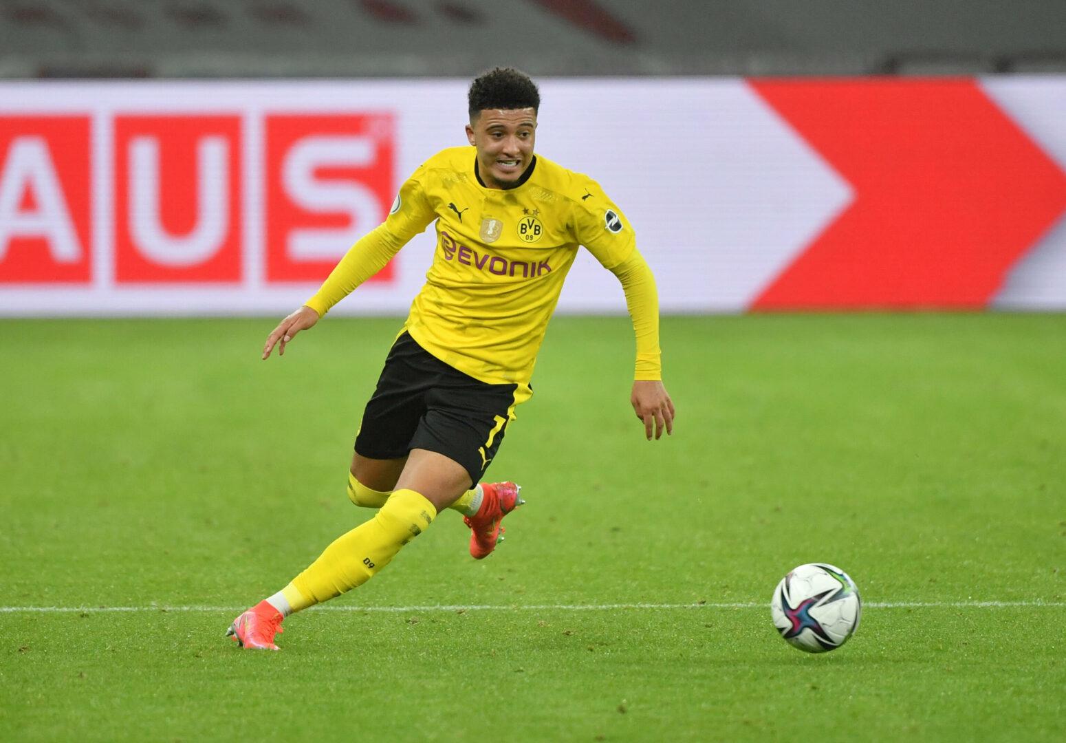 Sancho-Wechsel Dortmund Manchester United