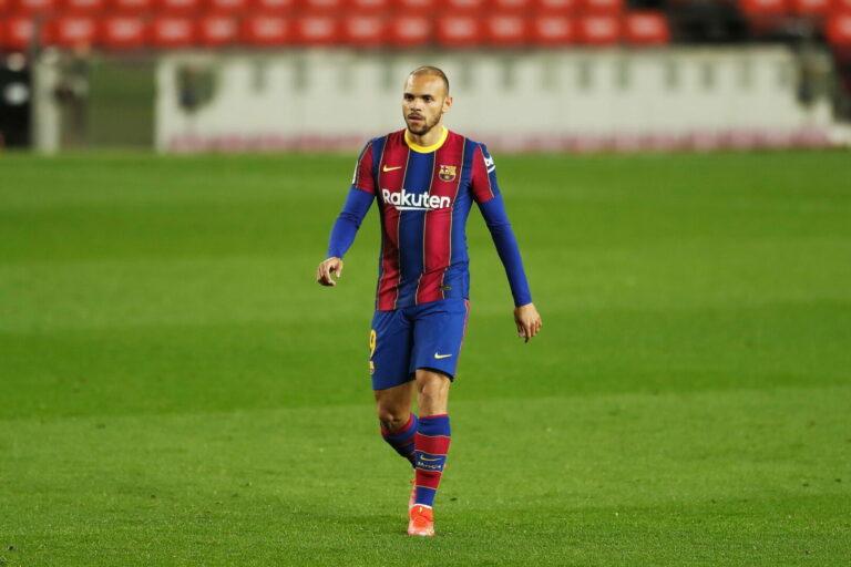 Barcelona | Braithwaite soll gehen und ist im Premier-League-Fokus