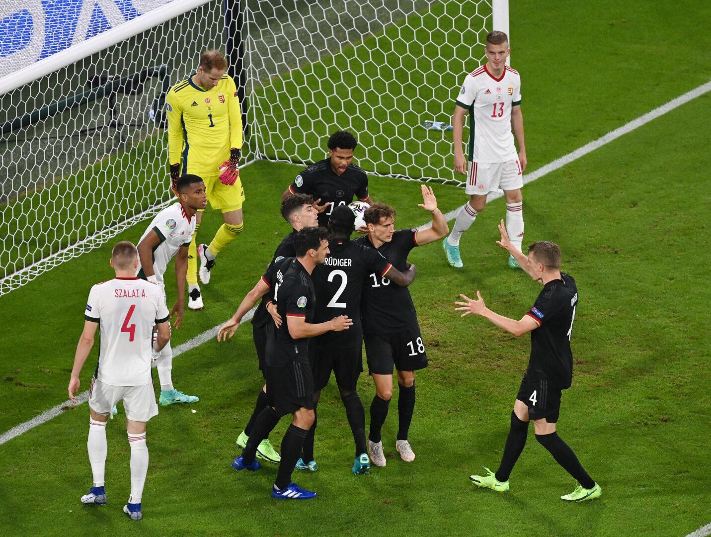 EURO 2020 | Deutschland-Drama, Dänen-Märchen, Spanien souverän – alles zum 3. Spieltag