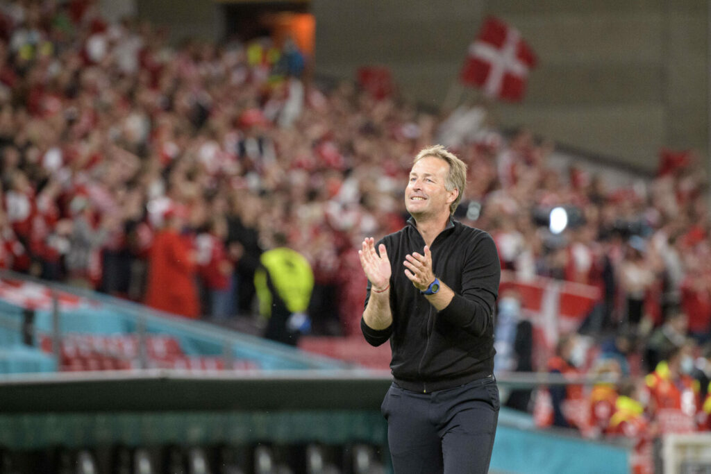 Wales Dänemark Hjulmand