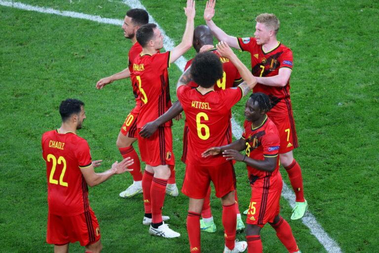 EM 2021 |Topduell schon im Achtelfinale: Belgien trifft auf Portugal