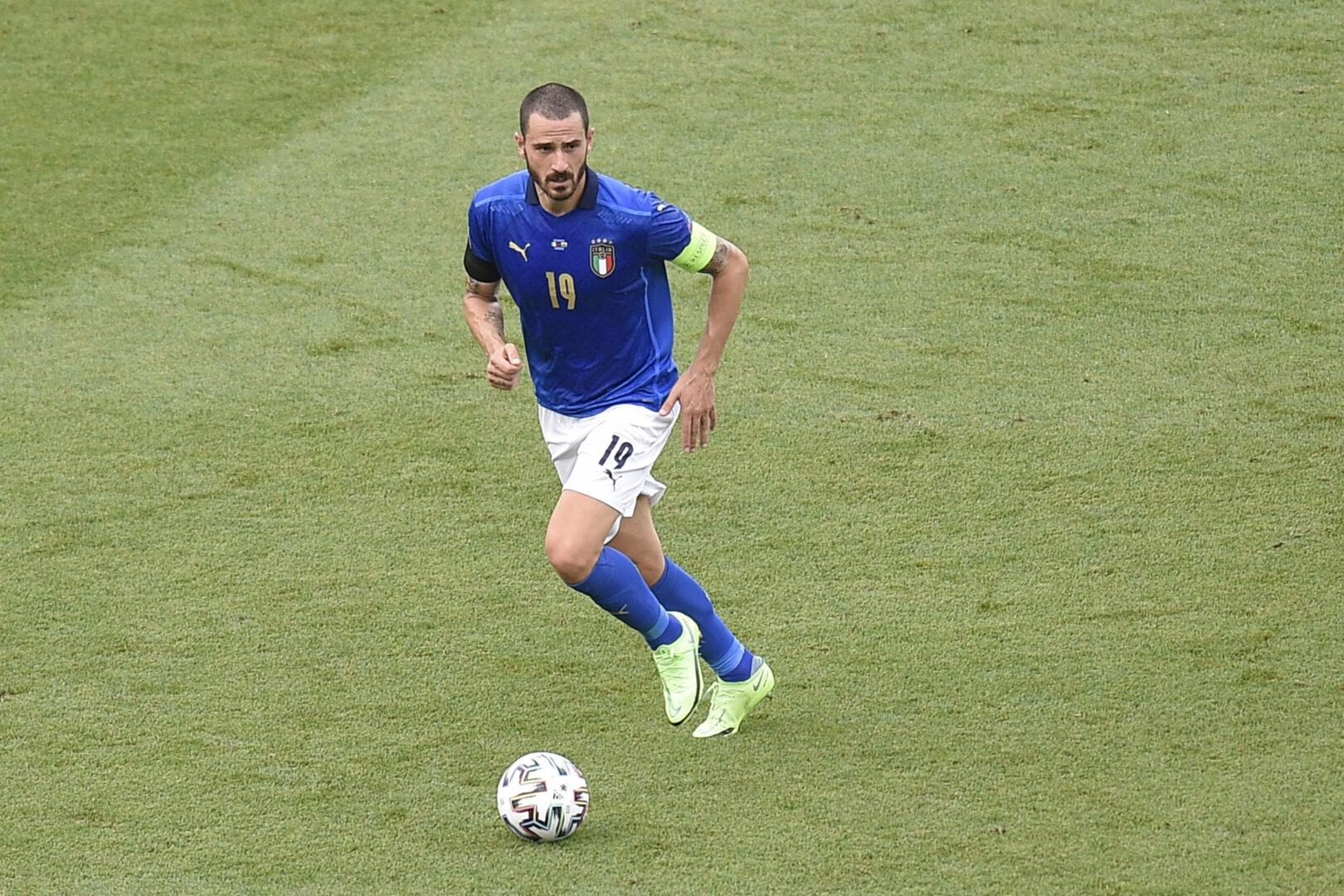 Bonucci Österreich Mancini