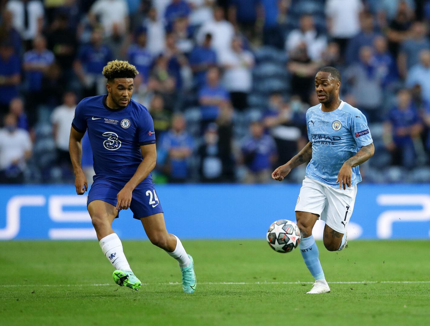 Manchester City interessiert sich für Chelsea-Verteidiger Reece James
