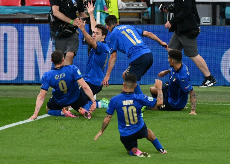 EM 2021  Italien im Viertelfinale! Drama in der Verlängerung gegen Österreich