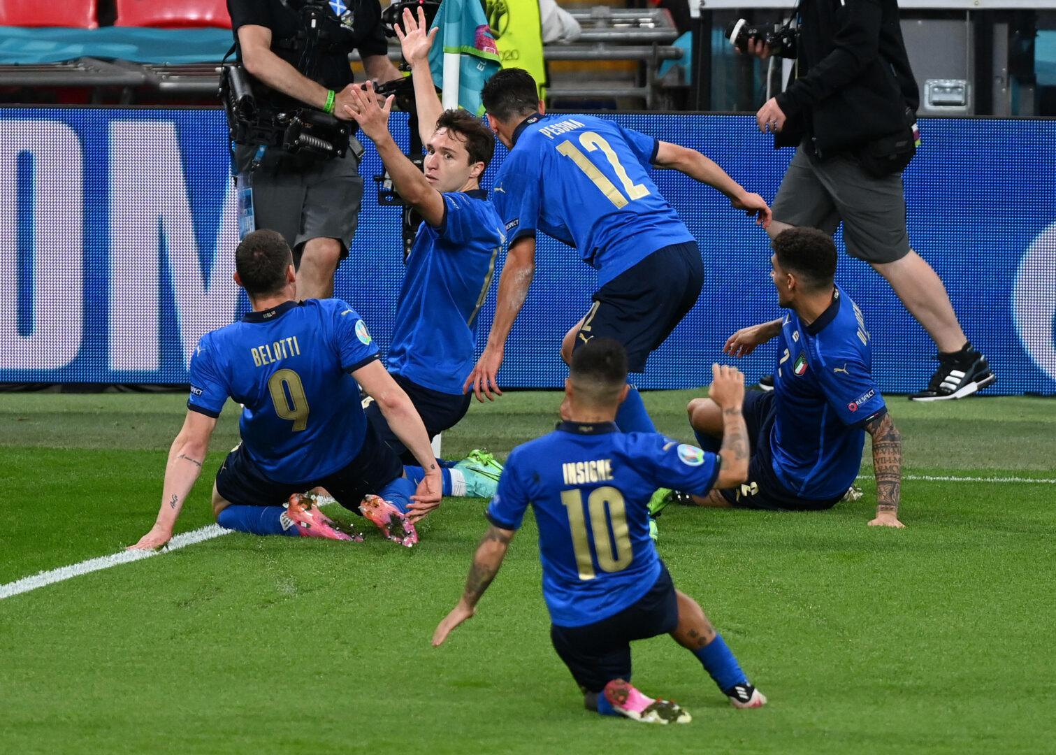 EM 2021 |Italien im Viertelfinale! Drama in der Verlängerung gegen Österreich