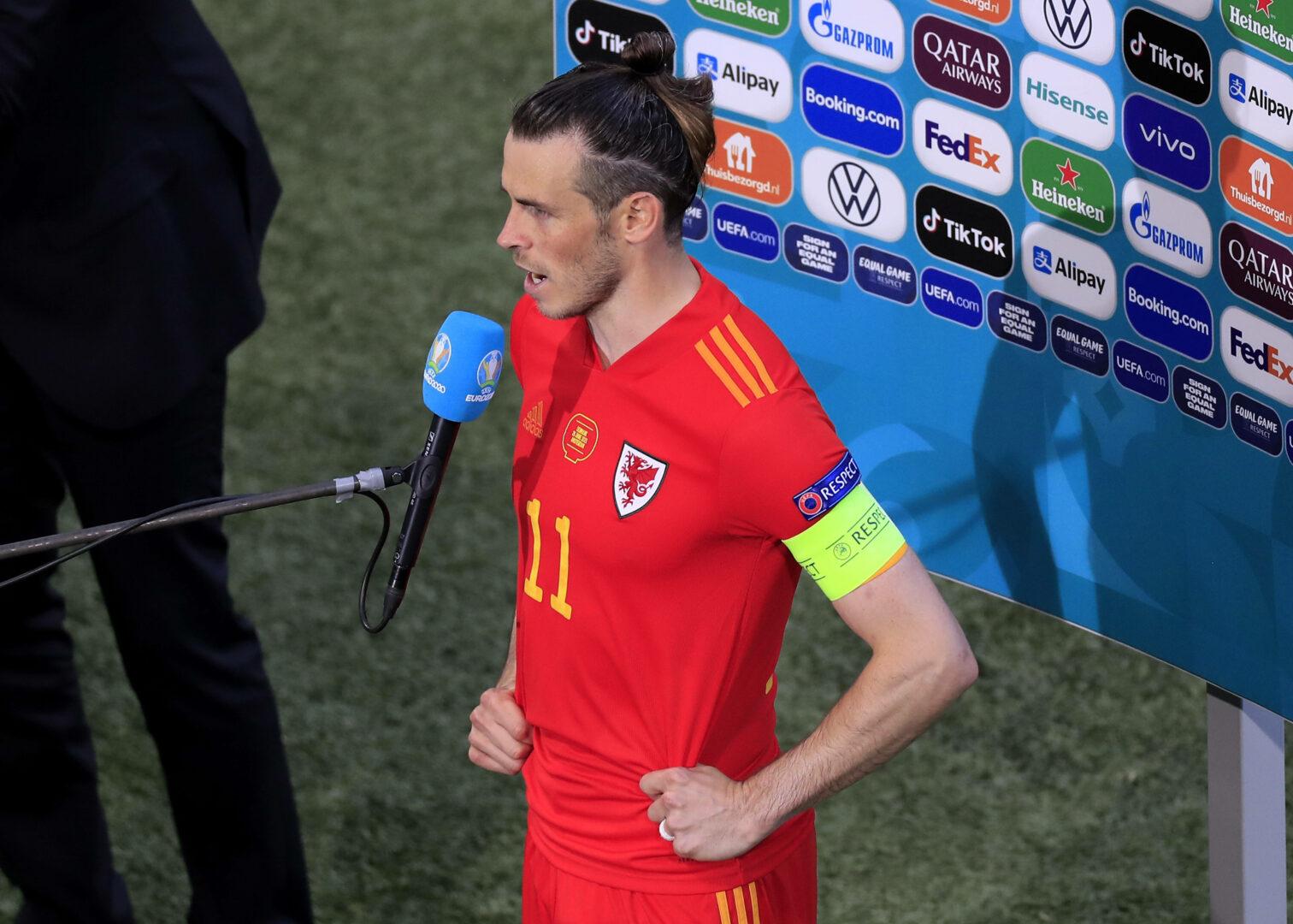 Wales: Bale bricht Interview nach Frage über seine Zukunft ab
