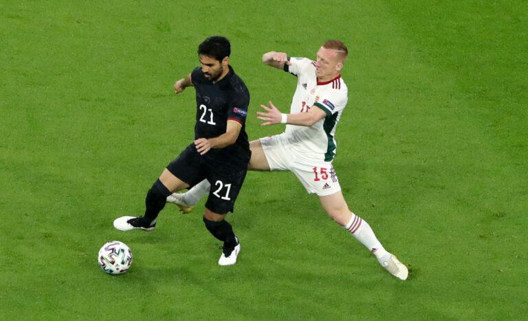 EM 2021: Gündogan und Rüdiger fehlen im Training der DFB-Auswahl