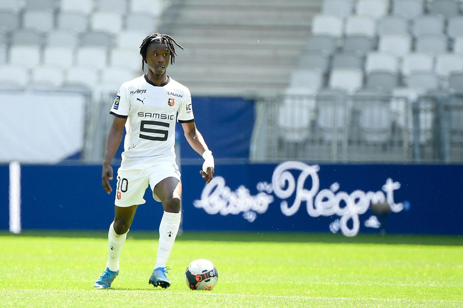 Manchester United steigt in das Rennen um Toptalent Camavinga ein!