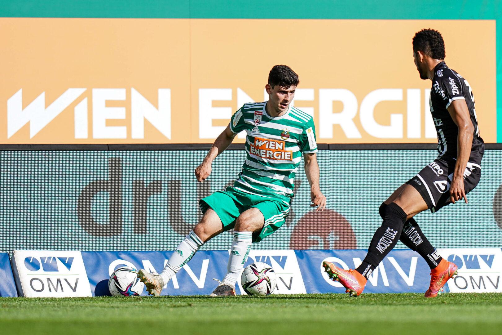 Eintracht Frankfurt: Interesse an Rapid-Talent Yusuf Demir