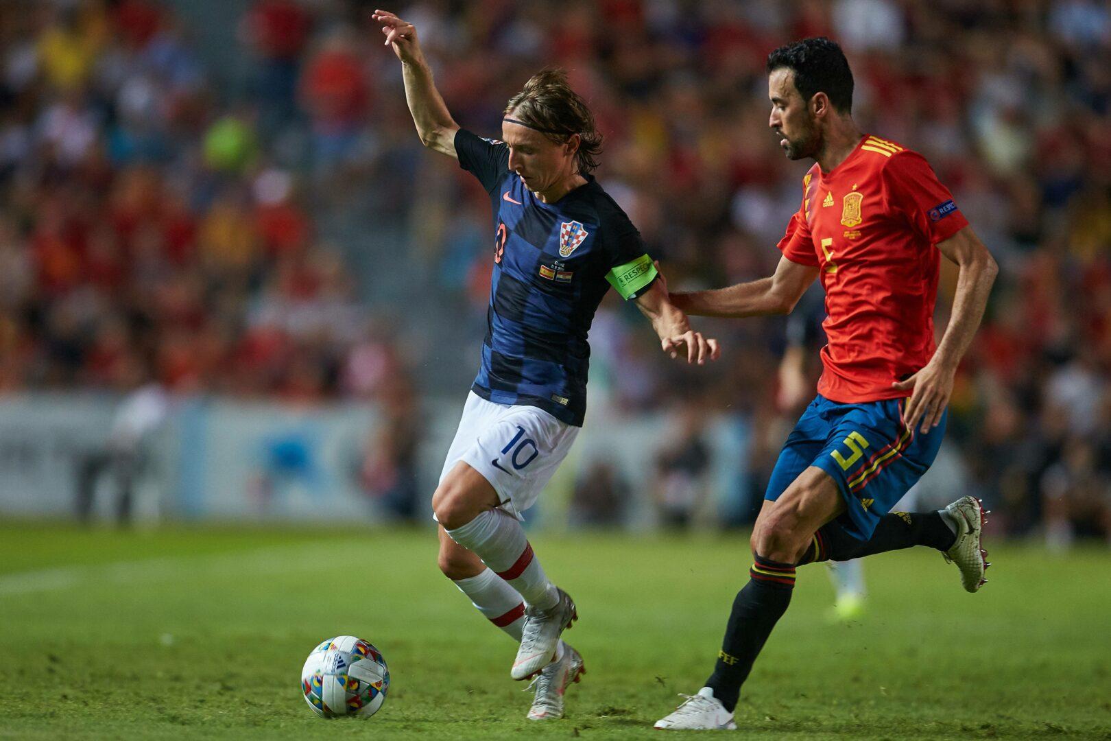 Kroatien vs. Spanien: Wer findet im direkten Duell wieder zu sich?