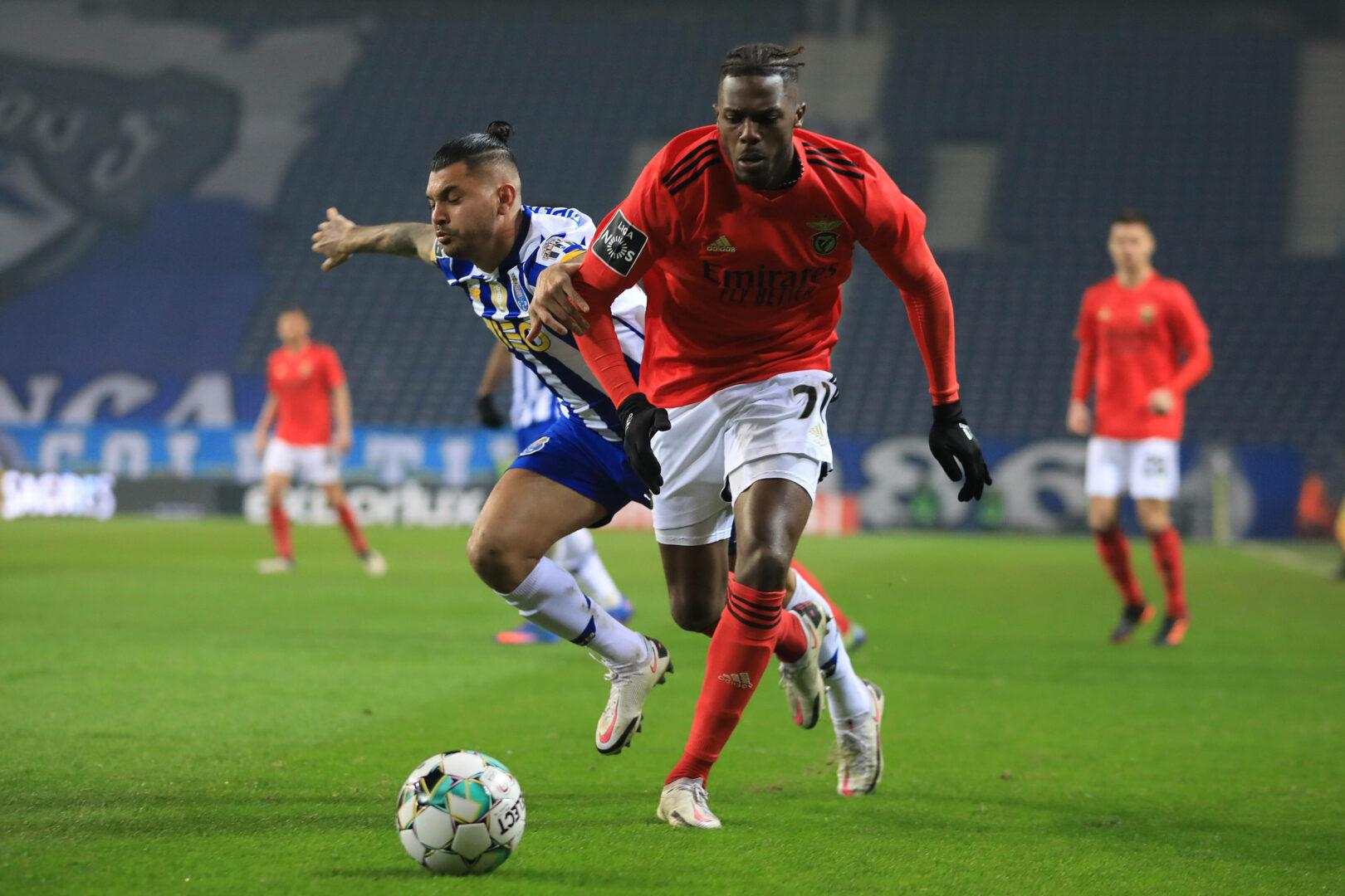 Arsenal hat auch Benfica-Verteidiger Nuno Tavares im Visier