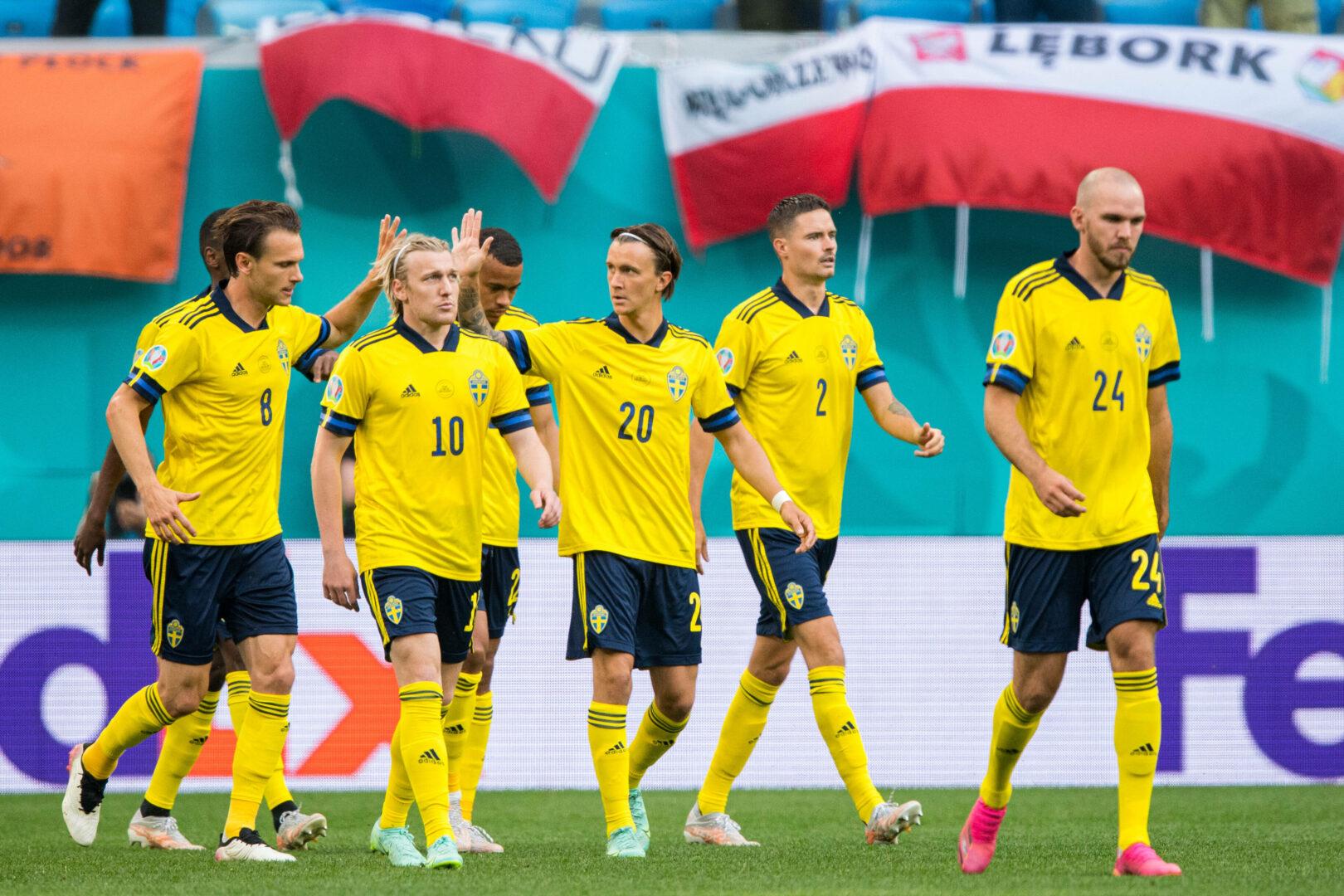 EM 2021   Schweden vs. Ukraine: Forsberg und Co. der Favorit?