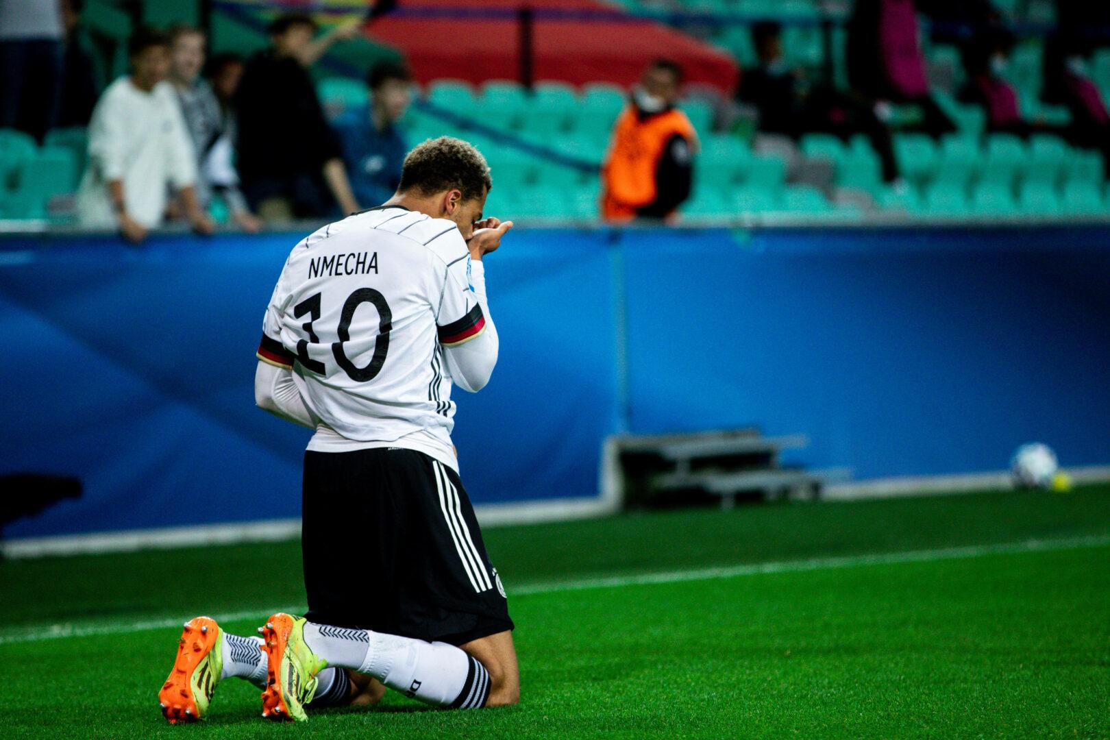 Eintracht Frankfurt hat Nmecha und Kolo Muani auf der Liste