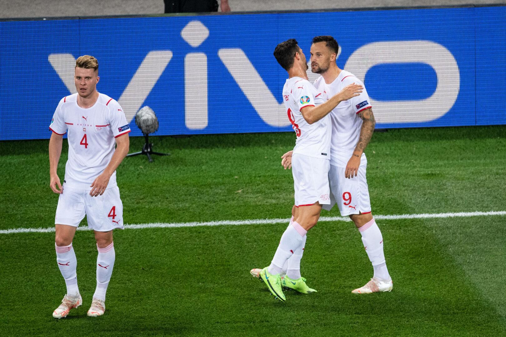 EURO 2020 | 8:7 n.E.! Frankreich beißt gegen die Schweiz auf Granit