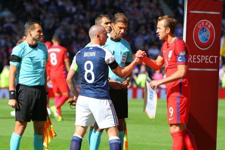 EM 2021: Die Rivalität zwischen Schottland und England