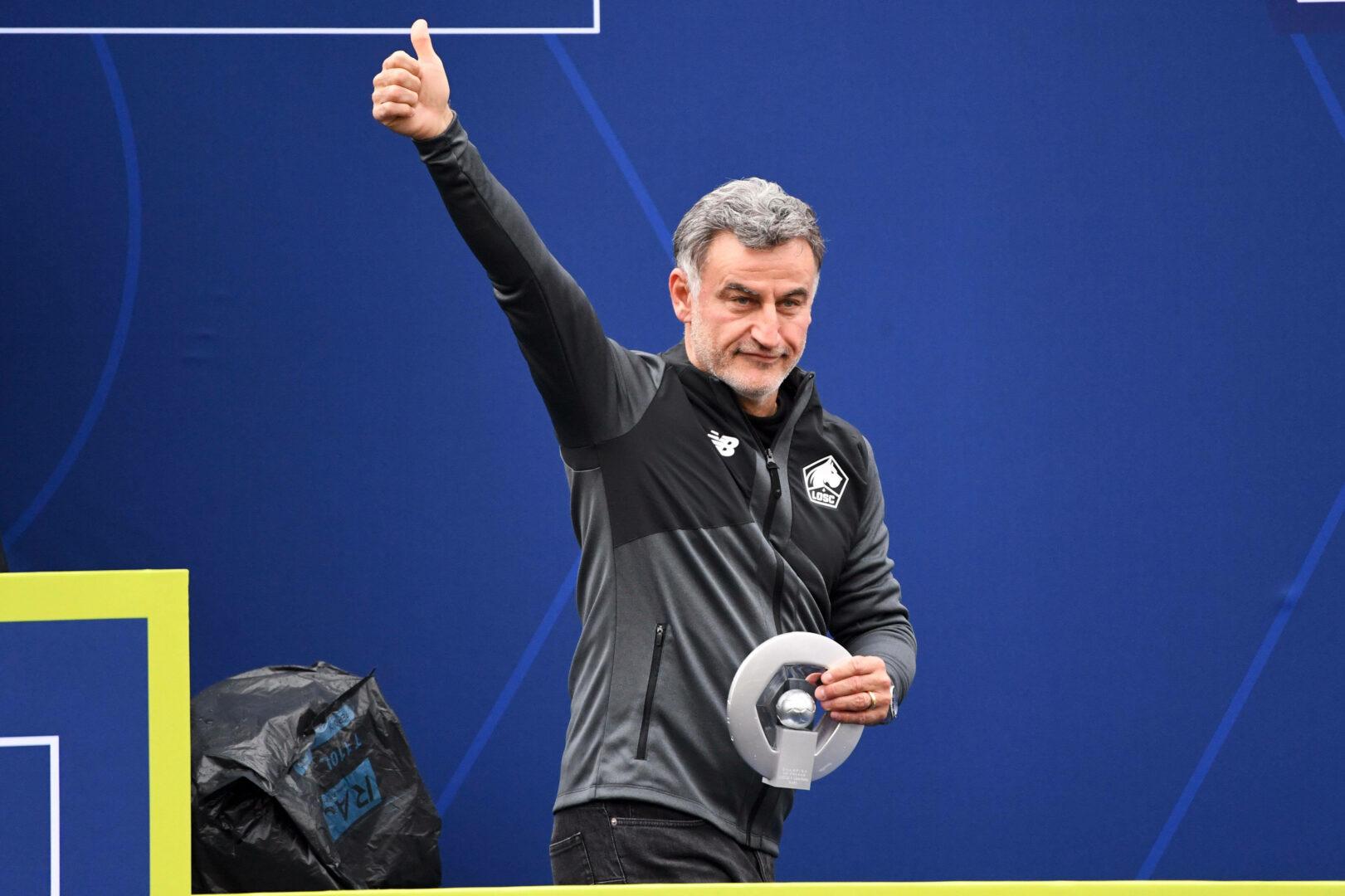 Lille | Meistertrainer Galtier wechselt zum OGC Nizza