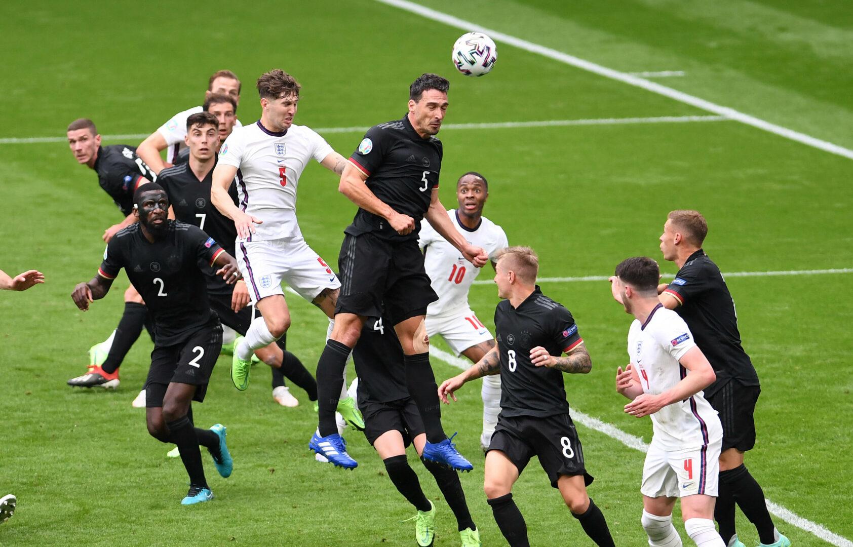EM 2021  Stimmen und Reaktionen zum Aus von Deutschland im Wembley