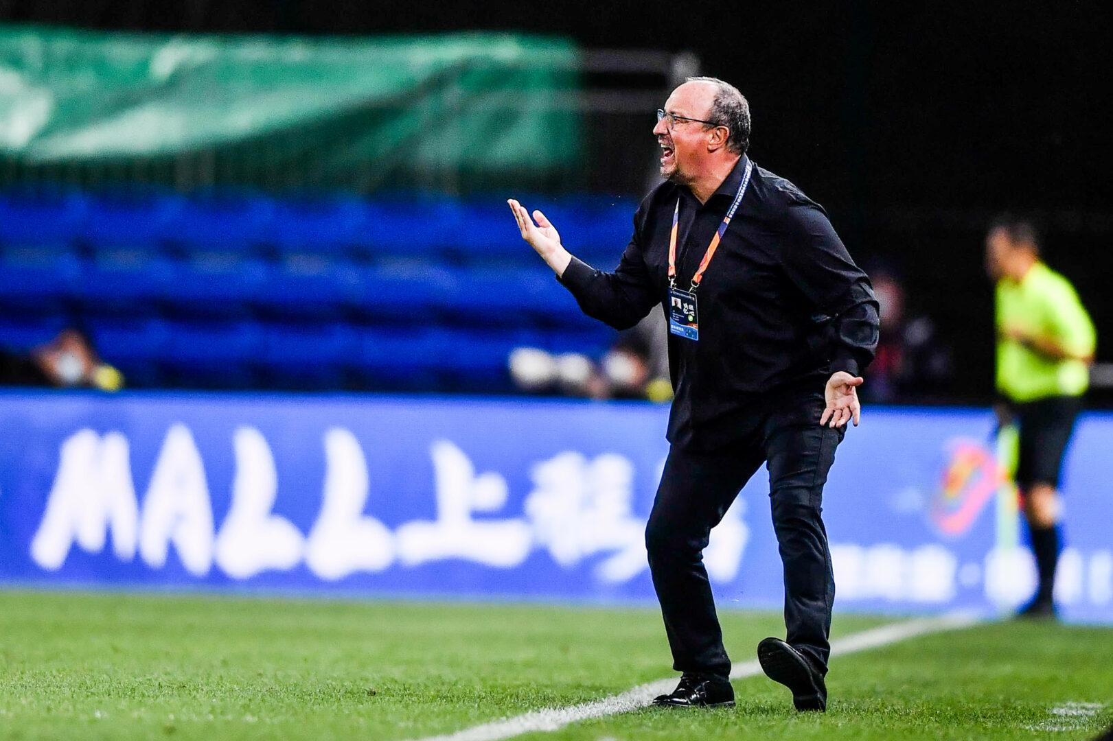 Benitez Everton