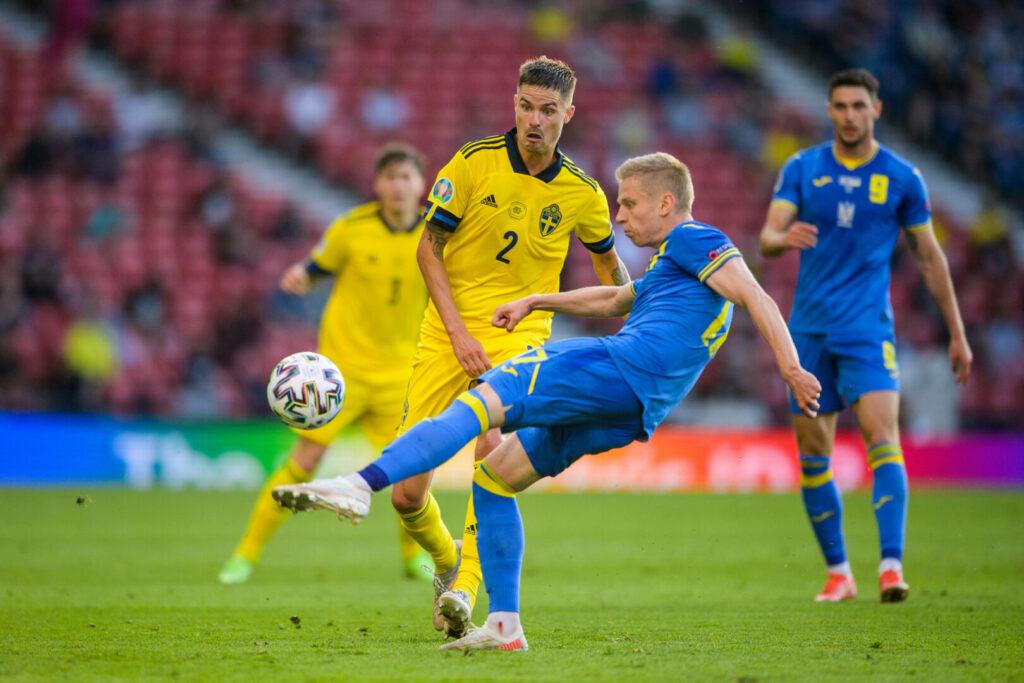 Schweden Ukraine