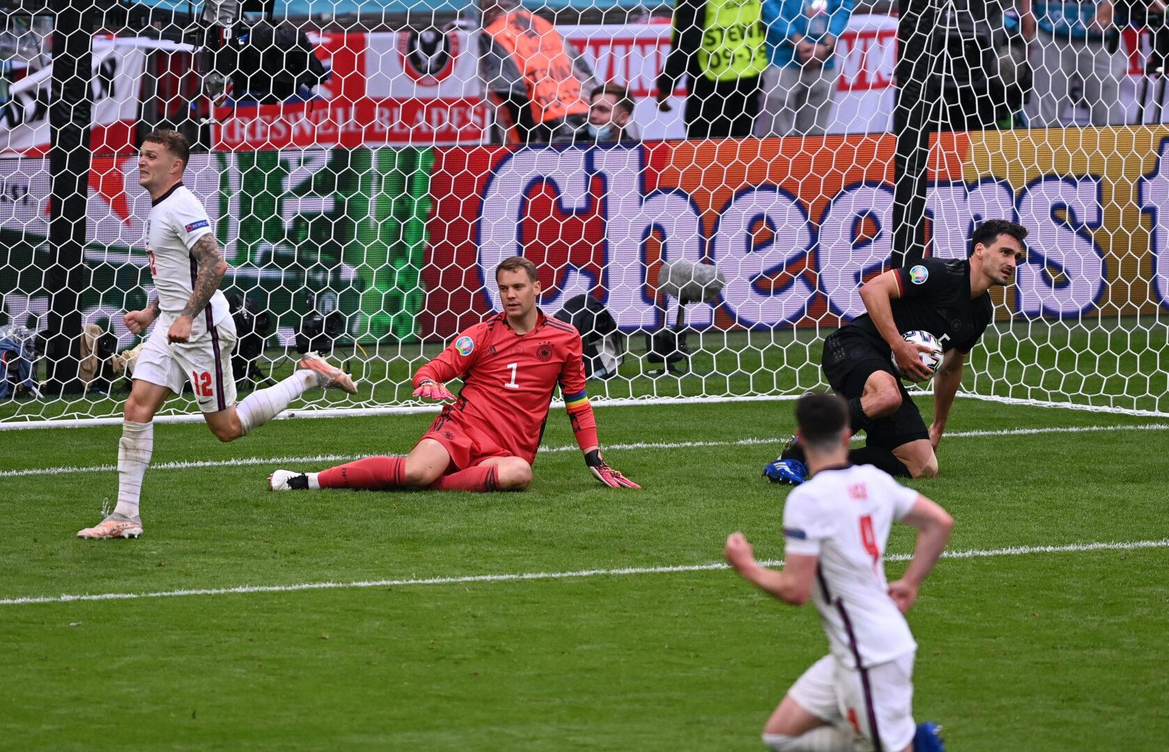 """""""Deutschland weltweit nur noch zweite Reihe"""" – Pressestimmen zu EM-Aus gegen England"""