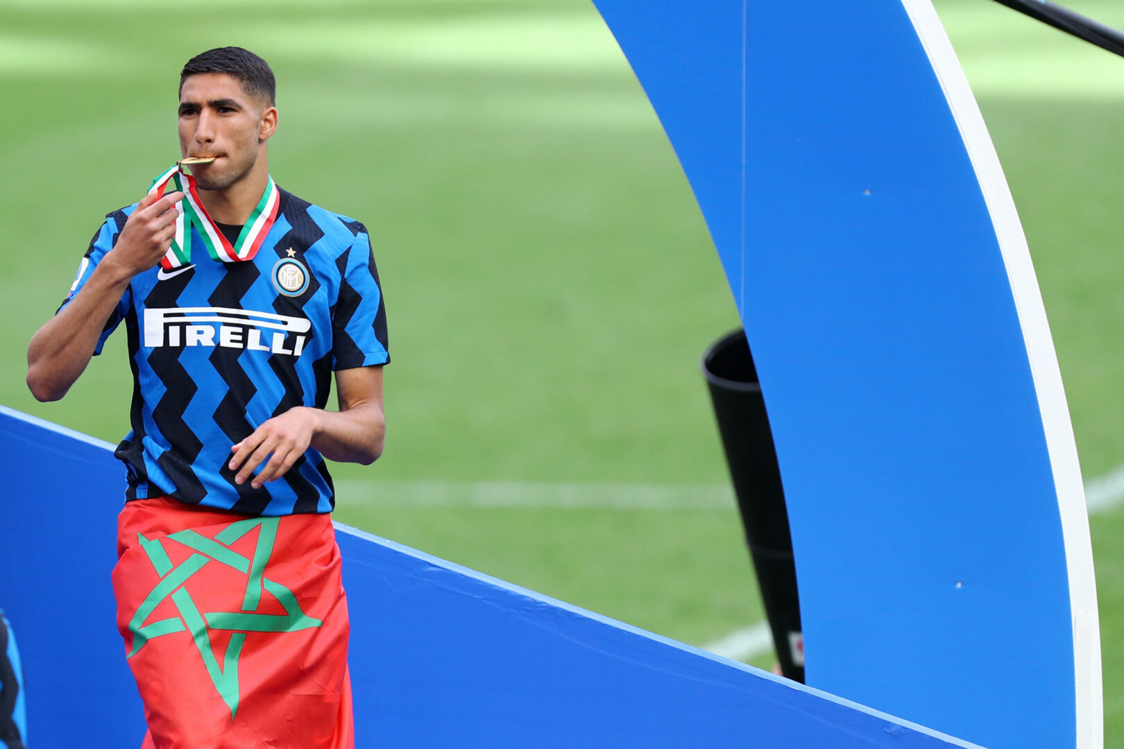 Bestätigt: PSG verpflichtet Achraf Hakimi von Inter