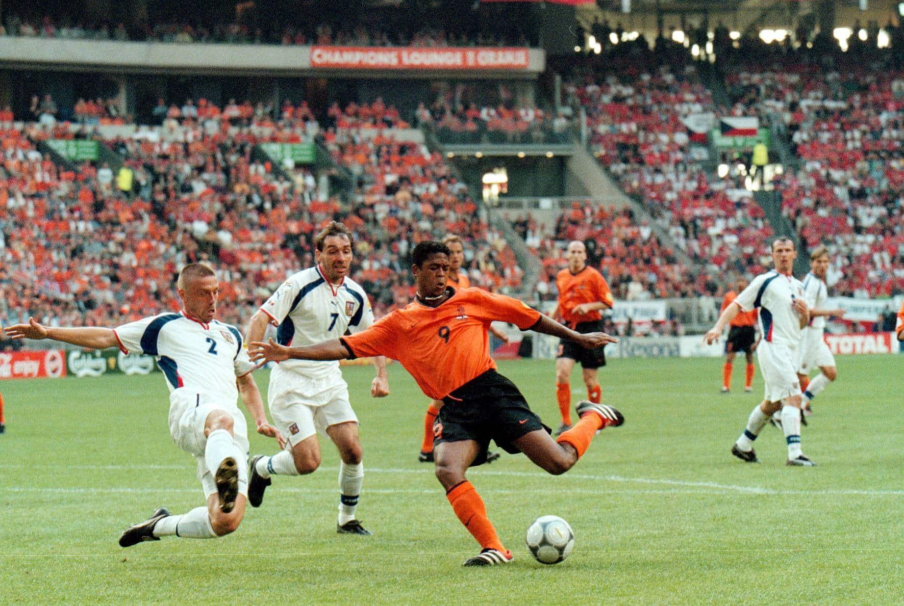 Kluivert EM 2000
