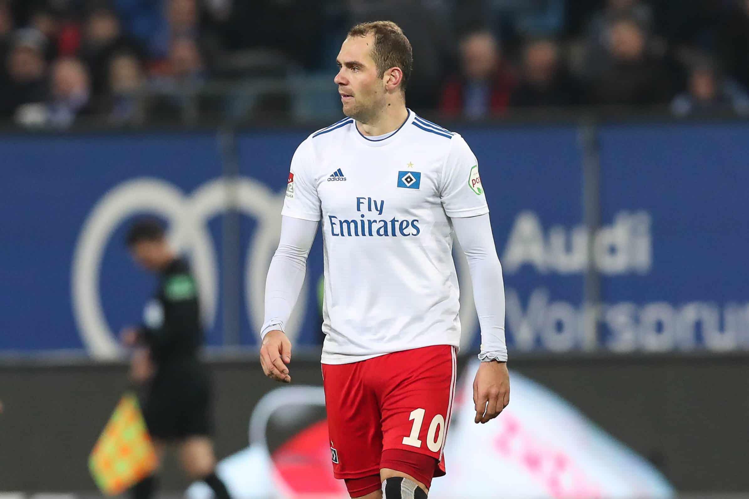 Pierre Michel Lasogga (hier noch beim Hamburger SV)