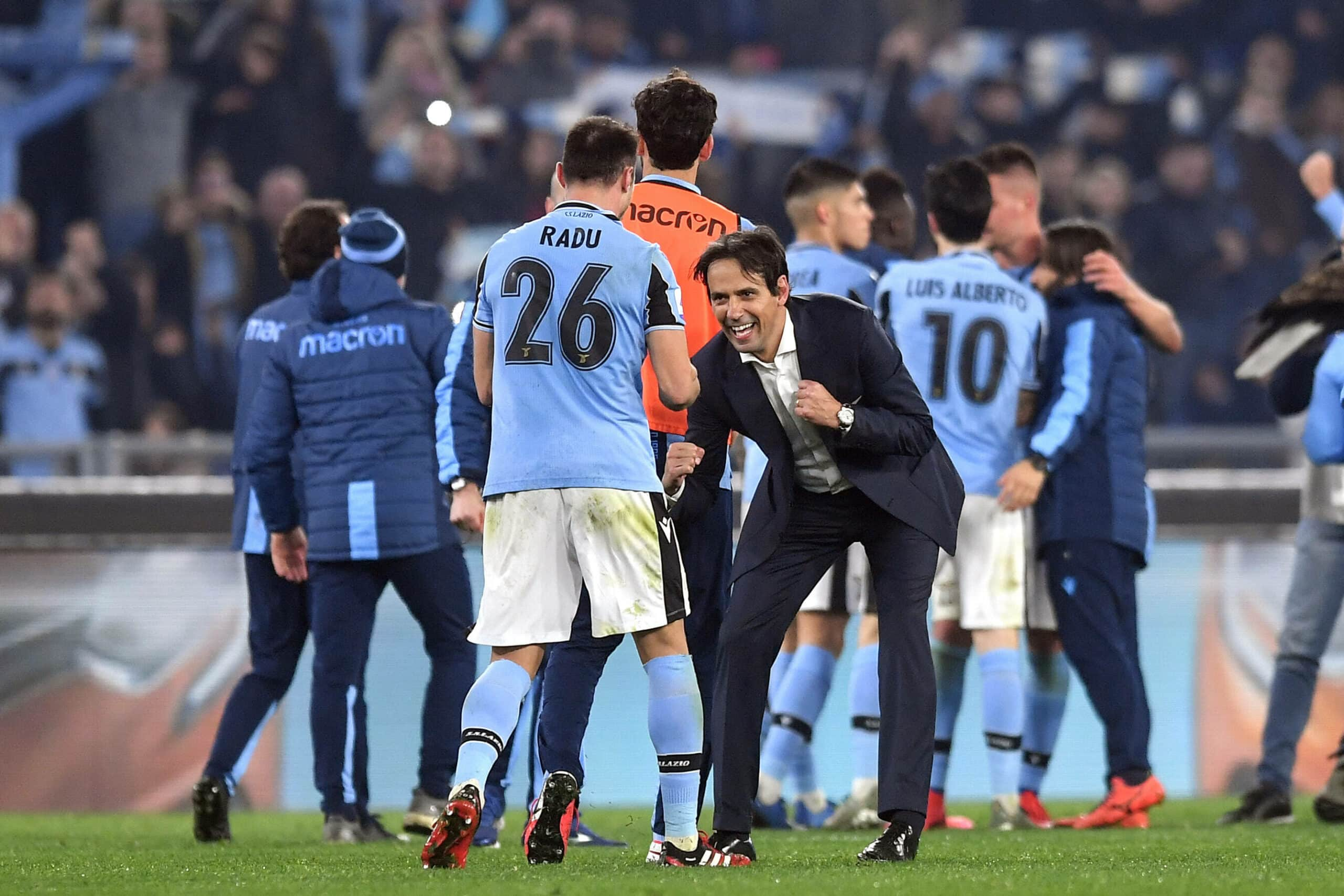 Inter Radu Inzaghi Lazio