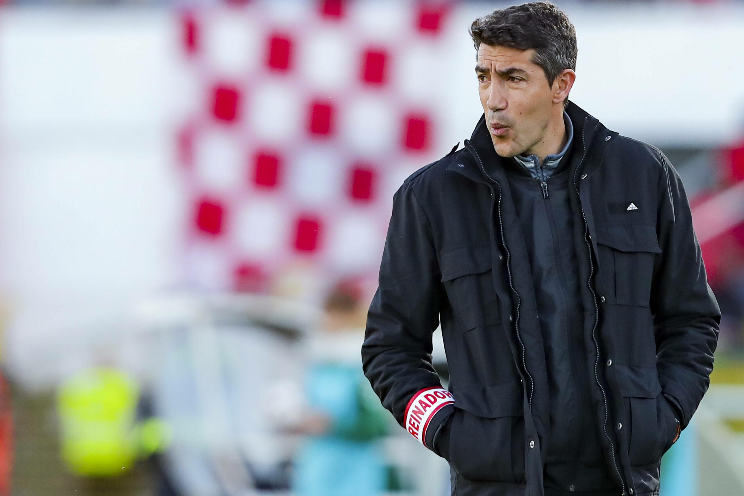 Bruno Lage (Benfica) gegen Vitoria Setúbal