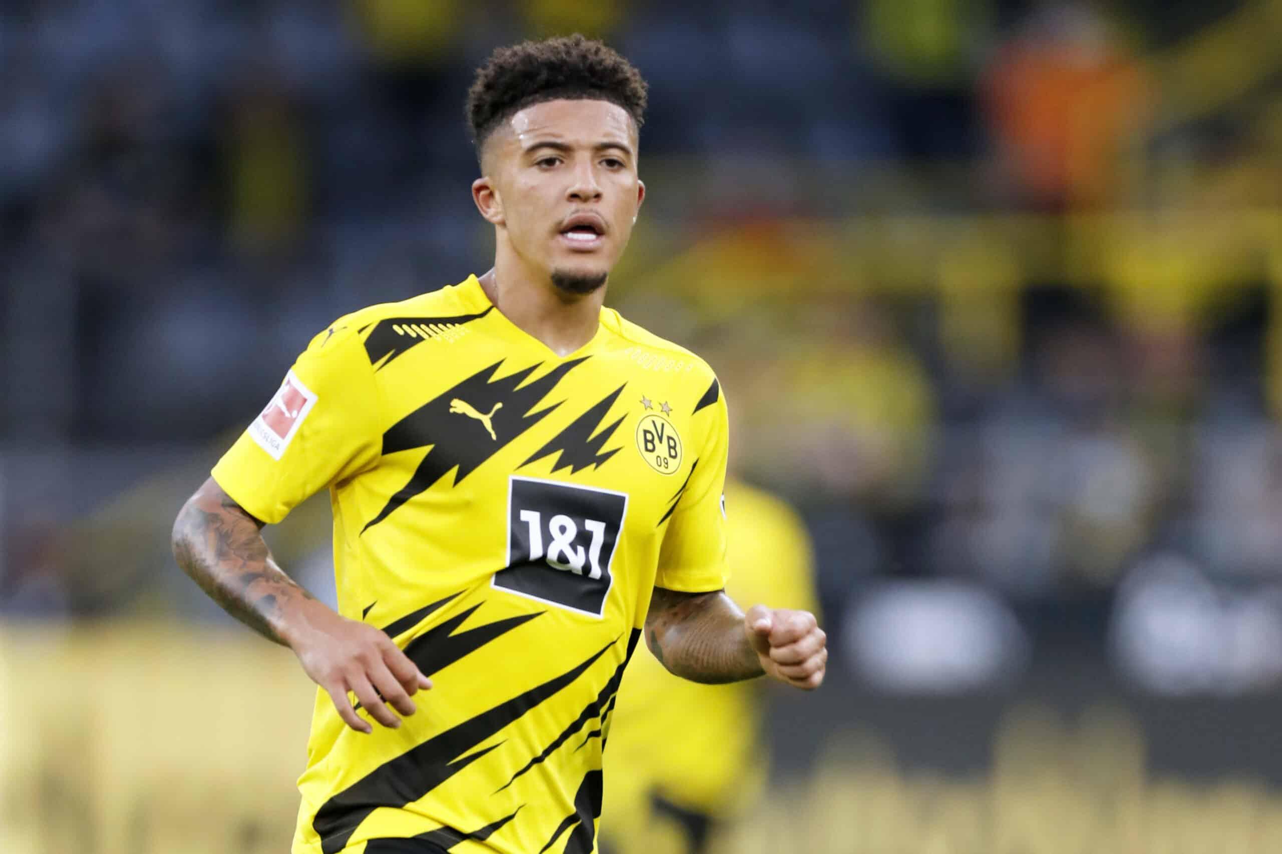 Sancho (BVB) Bundesliga