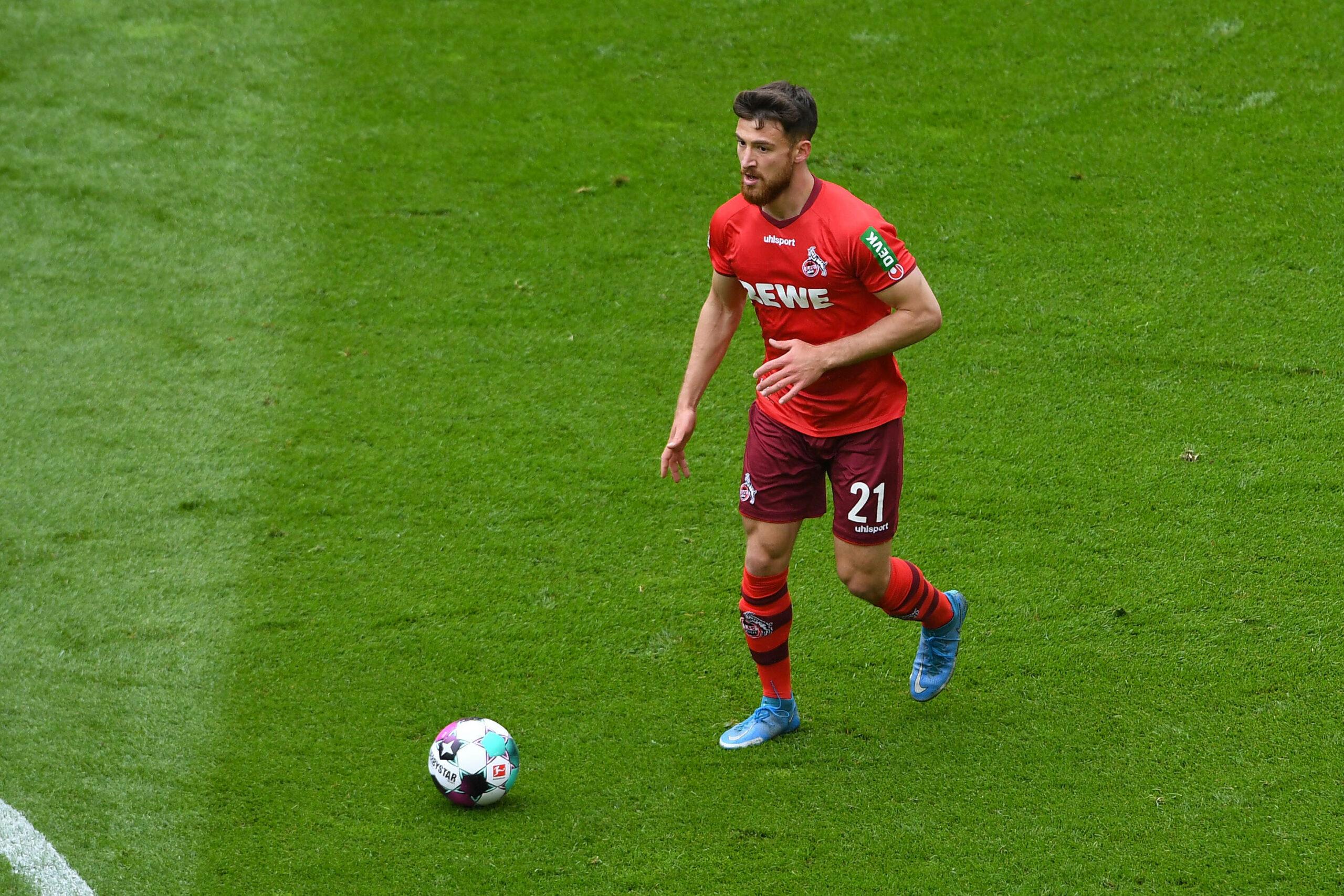 Salih Özcan wird den 1. FC Köln wohl im Sommer verlassen.