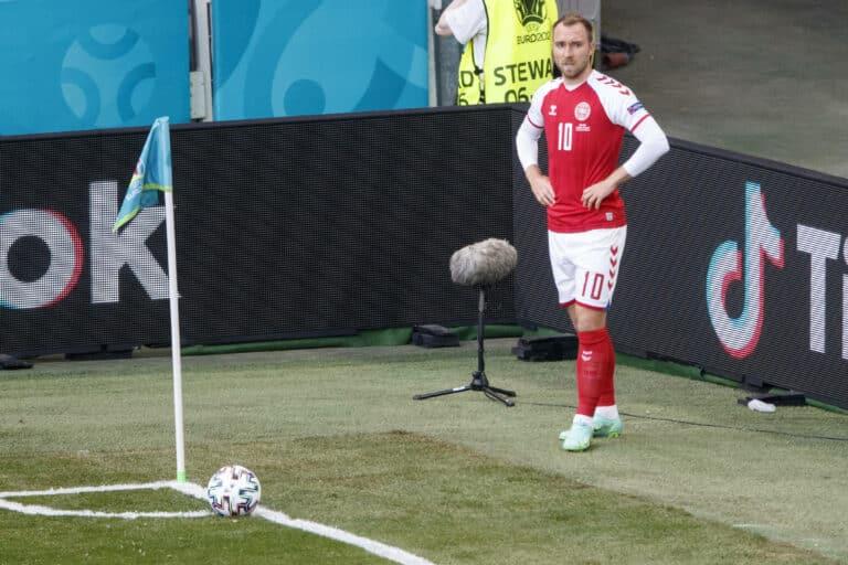 """Eriksen äußert sich nach Kollaps: """"Ich werde nicht aufgeben"""""""