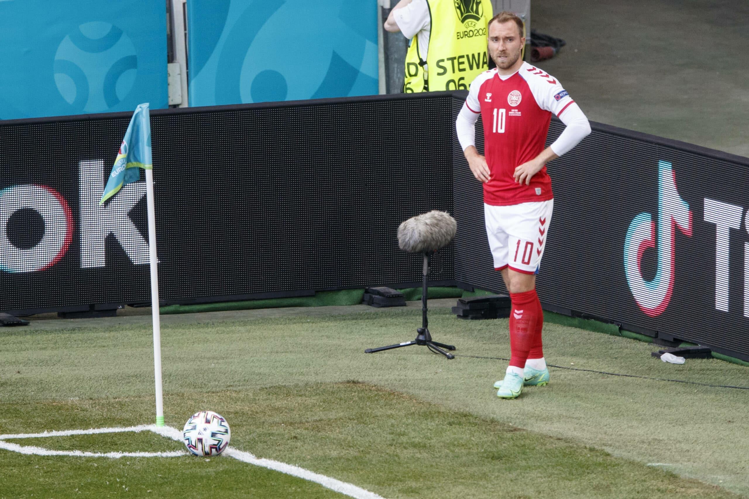 Eriksen EM 2021