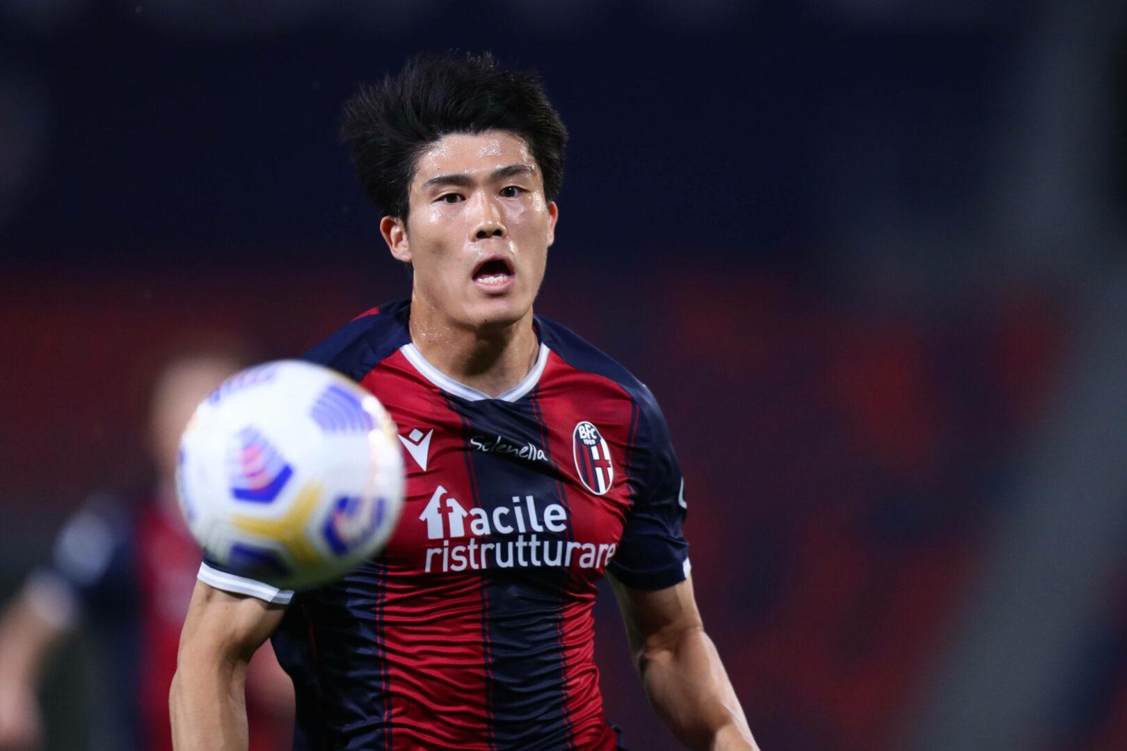 Tottenham arbeitet an Verpflichtung von Verteidiger Tomiyasu