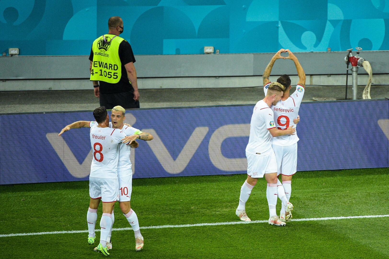 "EM 2021 |Schweiz vs. Spanien: Bezwingt die ""Nati"" den nächsten Favoriten?"