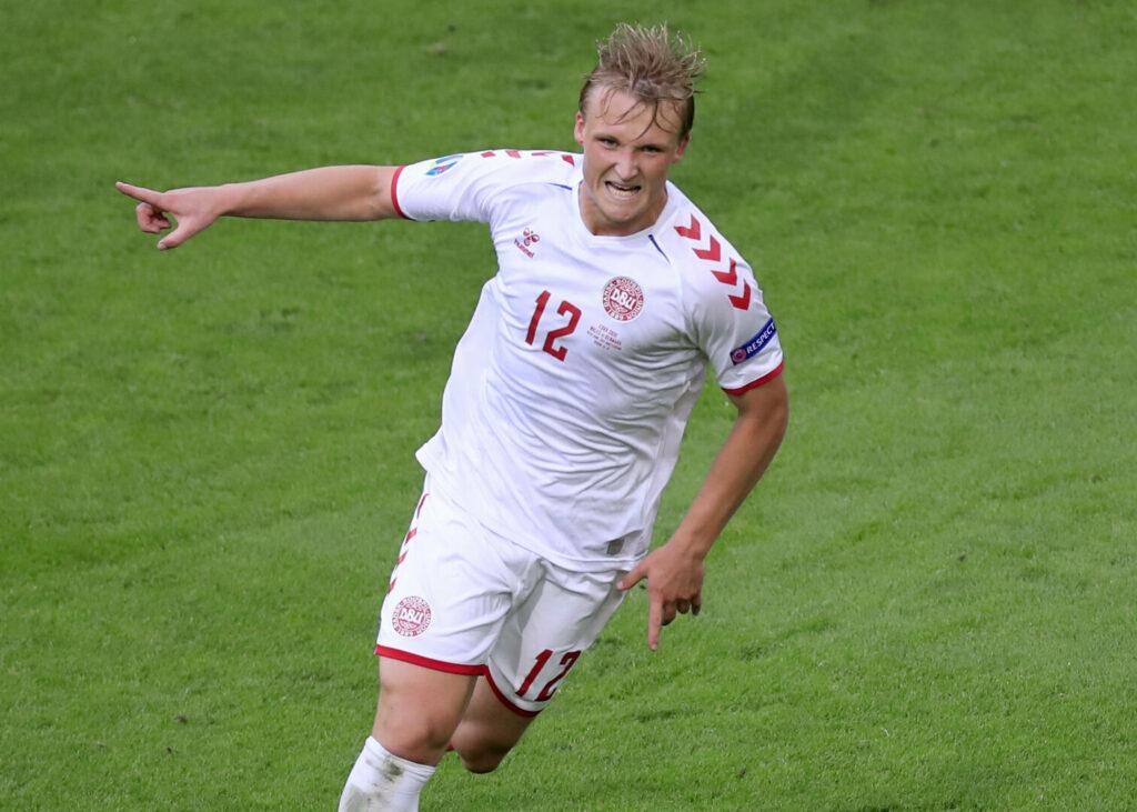 Tschechien Dänemark EM 2021