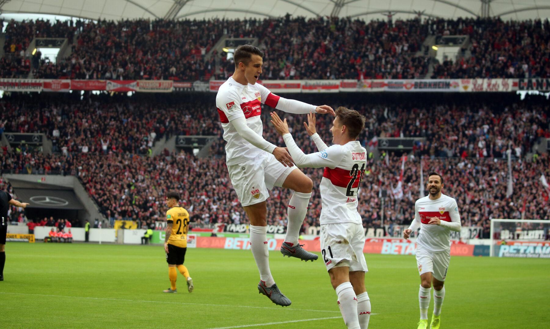 Stuttgart | Kempf, Thommy, Klement und drei weitere Spieler sollen gehen