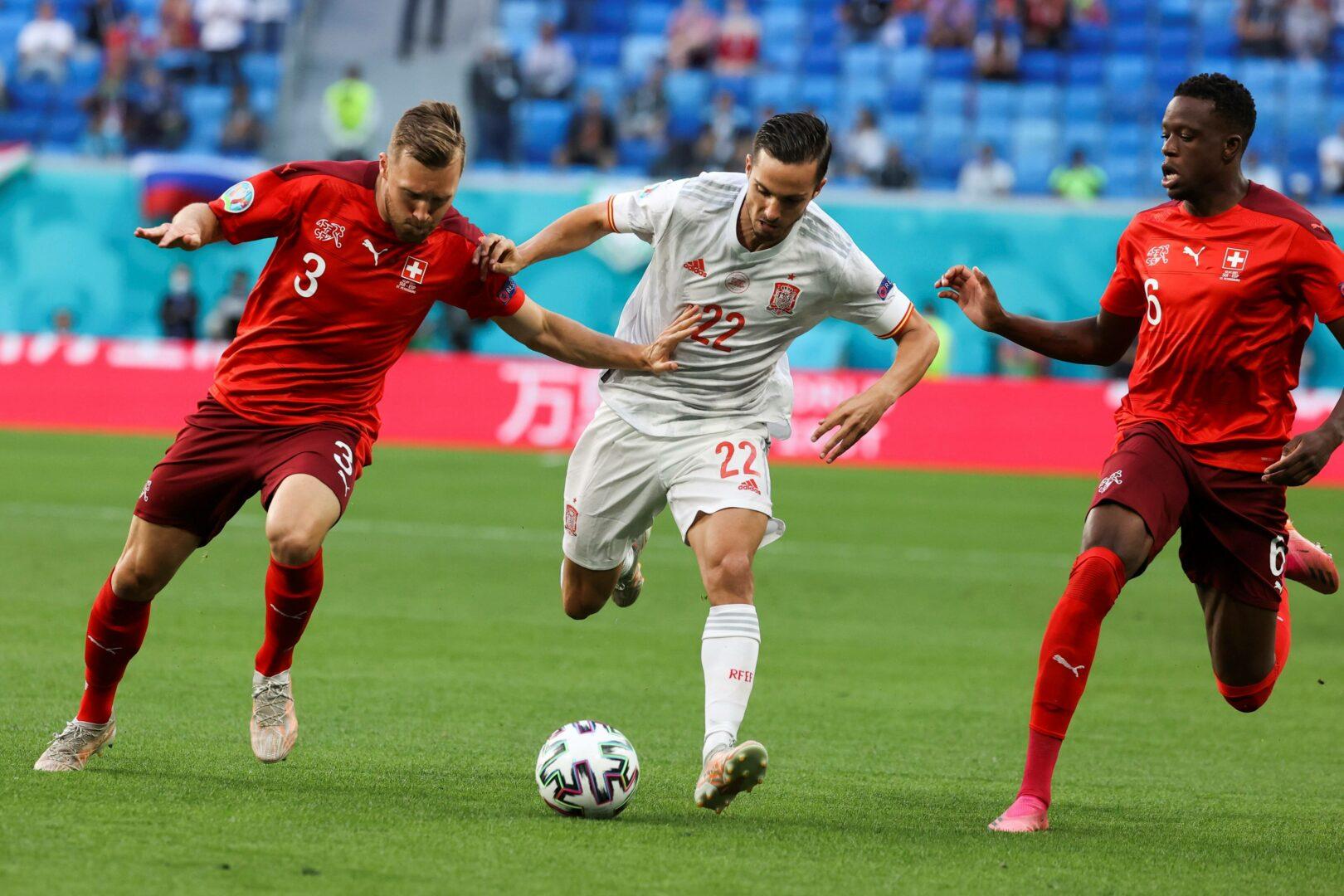 EM 2021   Elfer-Drama! Dezimierte Schweiz scheitert an Spanien