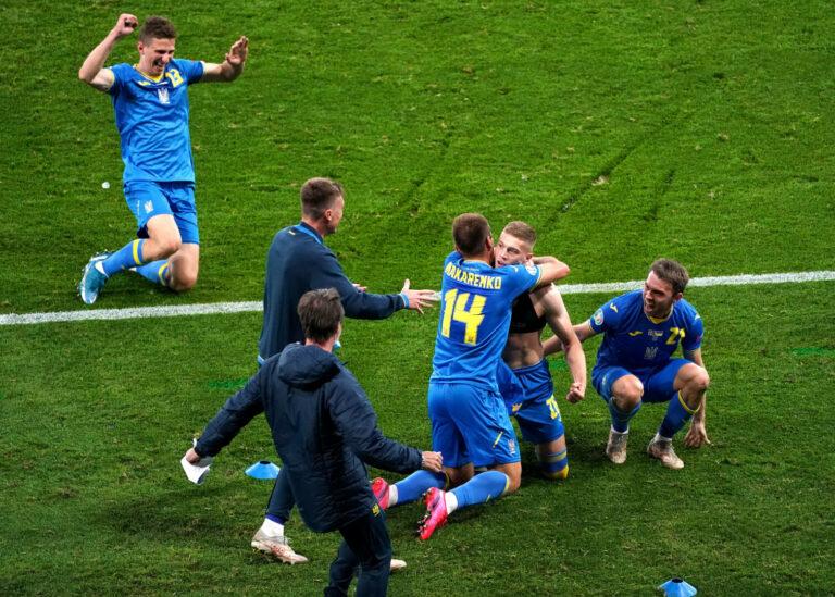 Ukraine vs. England: Gelingt die nächste Überraschung?