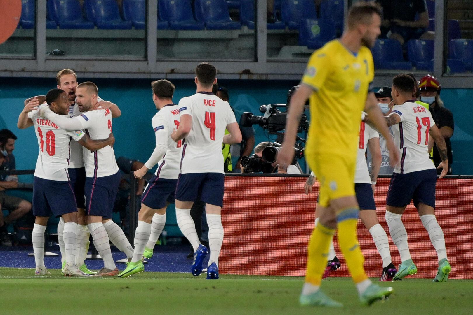 EURO 2020 | 4:0! England mit Wucht ins Halbfinale