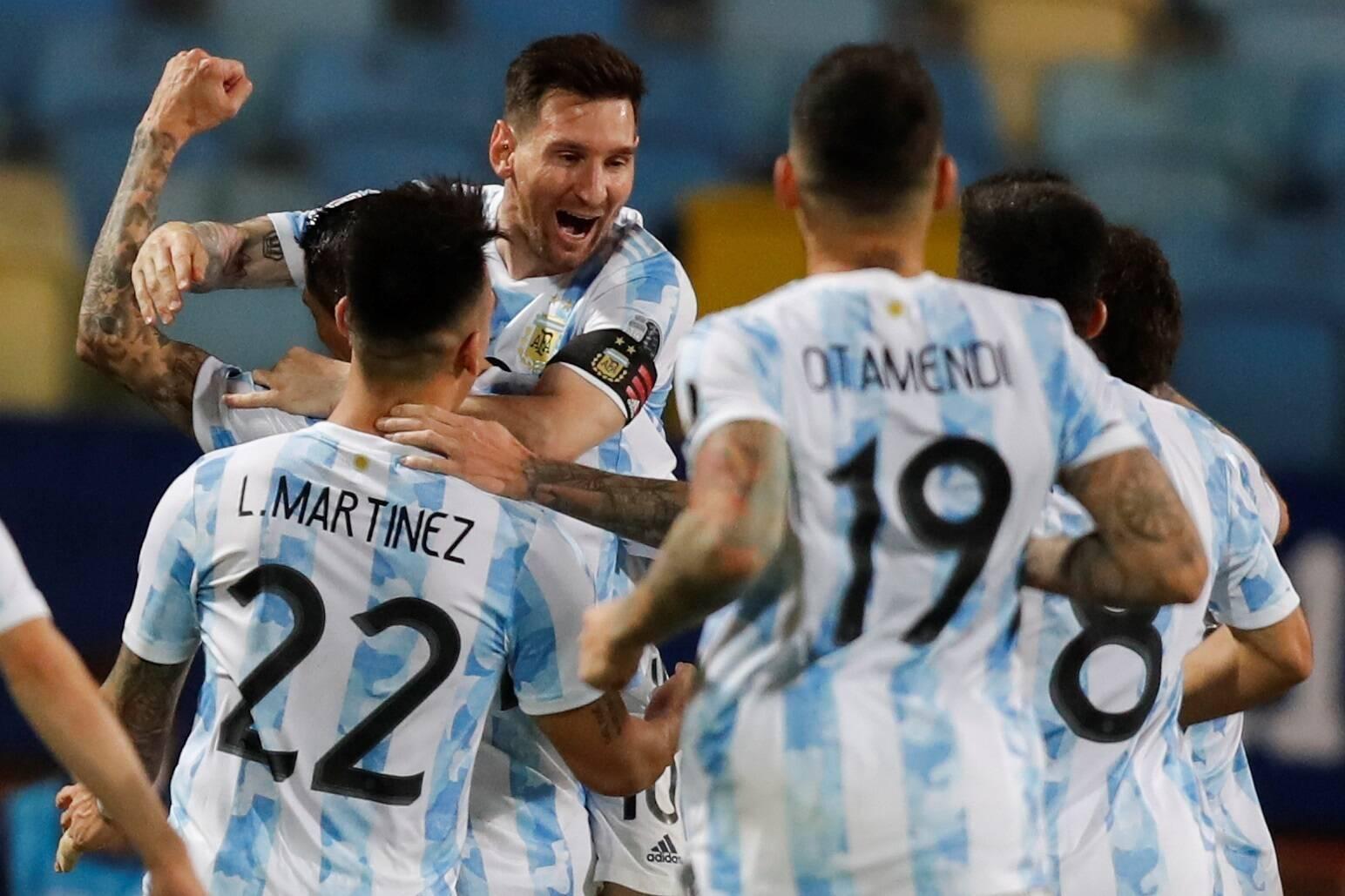 Copa América | Starker Messi führt Argentinien ins Halbfinale