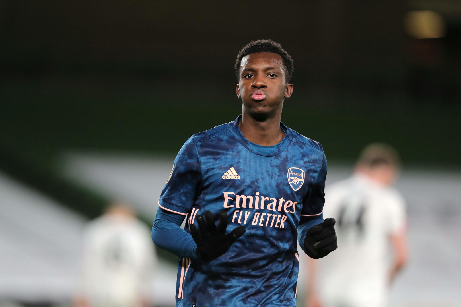 Nketiah (Arsenal) Europa League