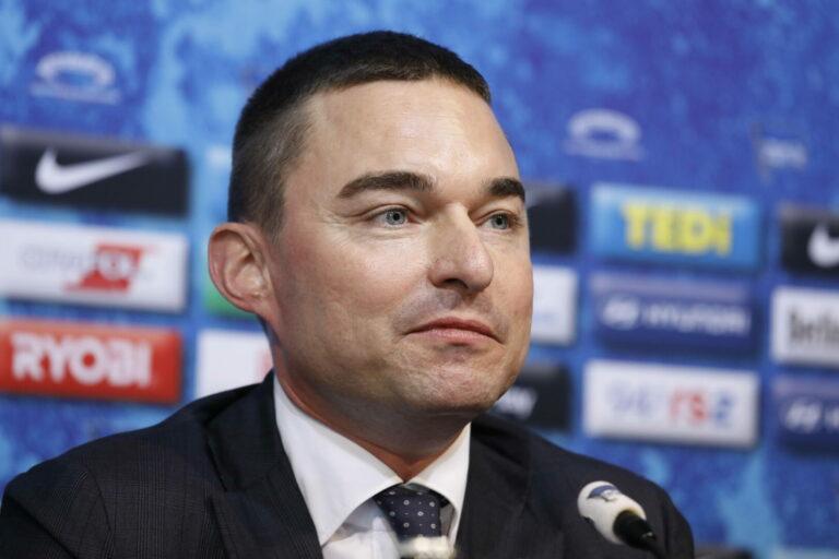 Hertha BSC   Windhorst bestätigt Zahlung – Investitionen steigen auf 345 Millionen Euro