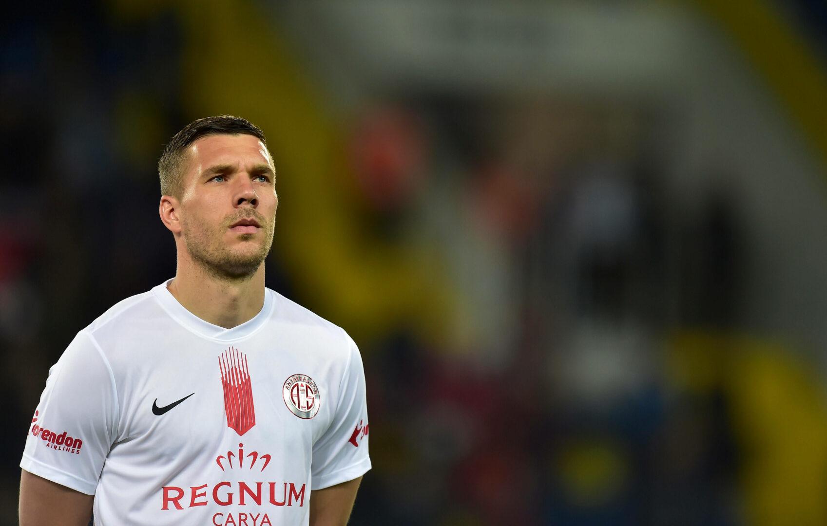 Bestätigt: Lukas Podolski kehrt nach Polen zurück!