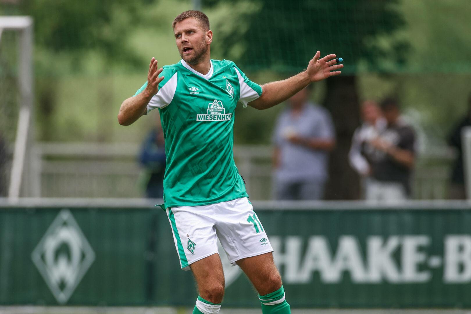 Verstoß gegen Anti-Doping-Richtlinien: Strafe für Werder und Füllkrug
