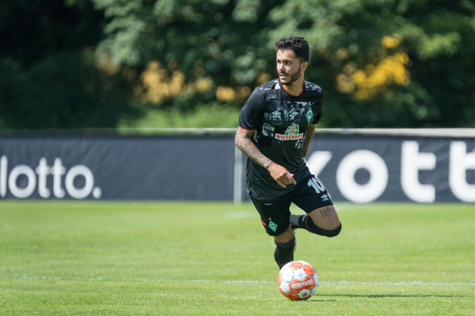 Werder Bremen: Benfica mit Angebot für Leonardo Bittencourt
