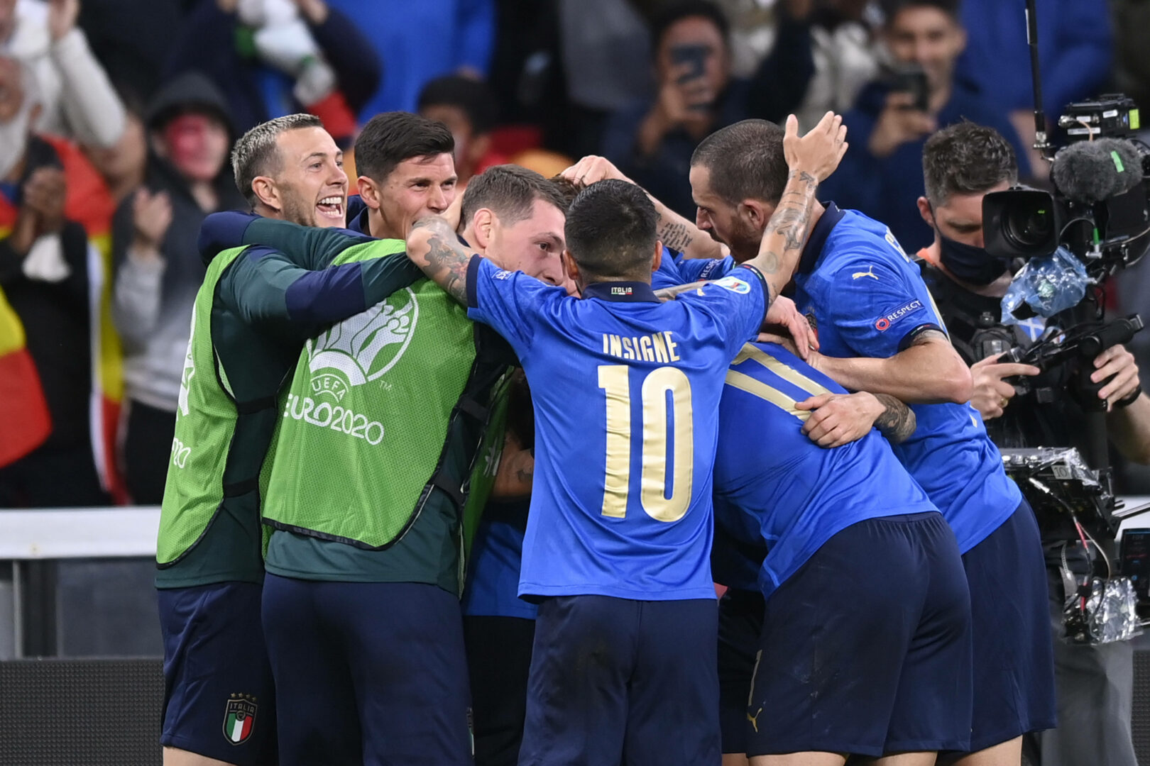 EURO 2020 | Elfmeterkrimi! Jorginho schießt Italien ins Finale!